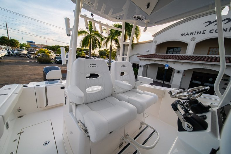Thumbnail 37 for New 2020 Cobia 301 CC boat for sale in West Palm Beach, FL
