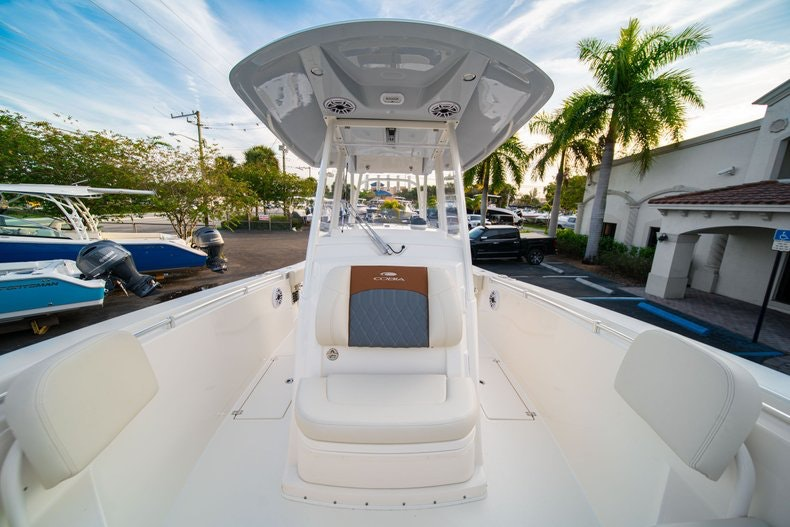 Thumbnail 56 for New 2020 Cobia 301 CC boat for sale in West Palm Beach, FL