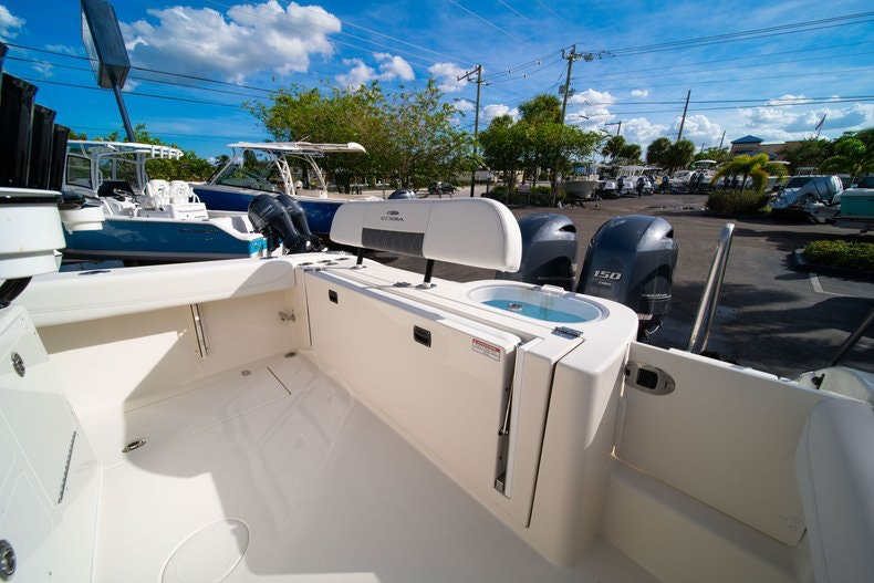 Thumbnail 11 for New 2020 Cobia 262 CC boat for sale in West Palm Beach, FL