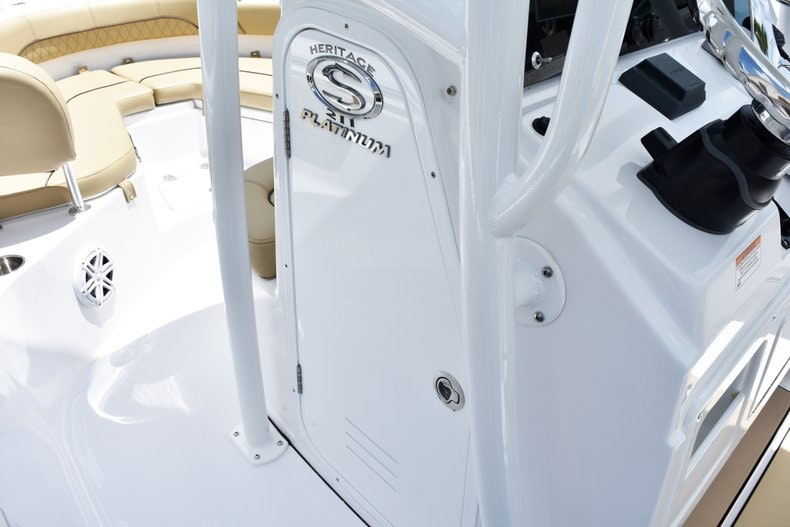 Thumbnail 34 for New 2019 Sportsman Heritage 211 Center Console boat for sale in Vero Beach, FL