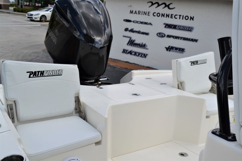 Thumbnail 21 for New 2020 Pathfinder 2500 Hybrid Bay Boat boat for sale in Fort Lauderdale, FL