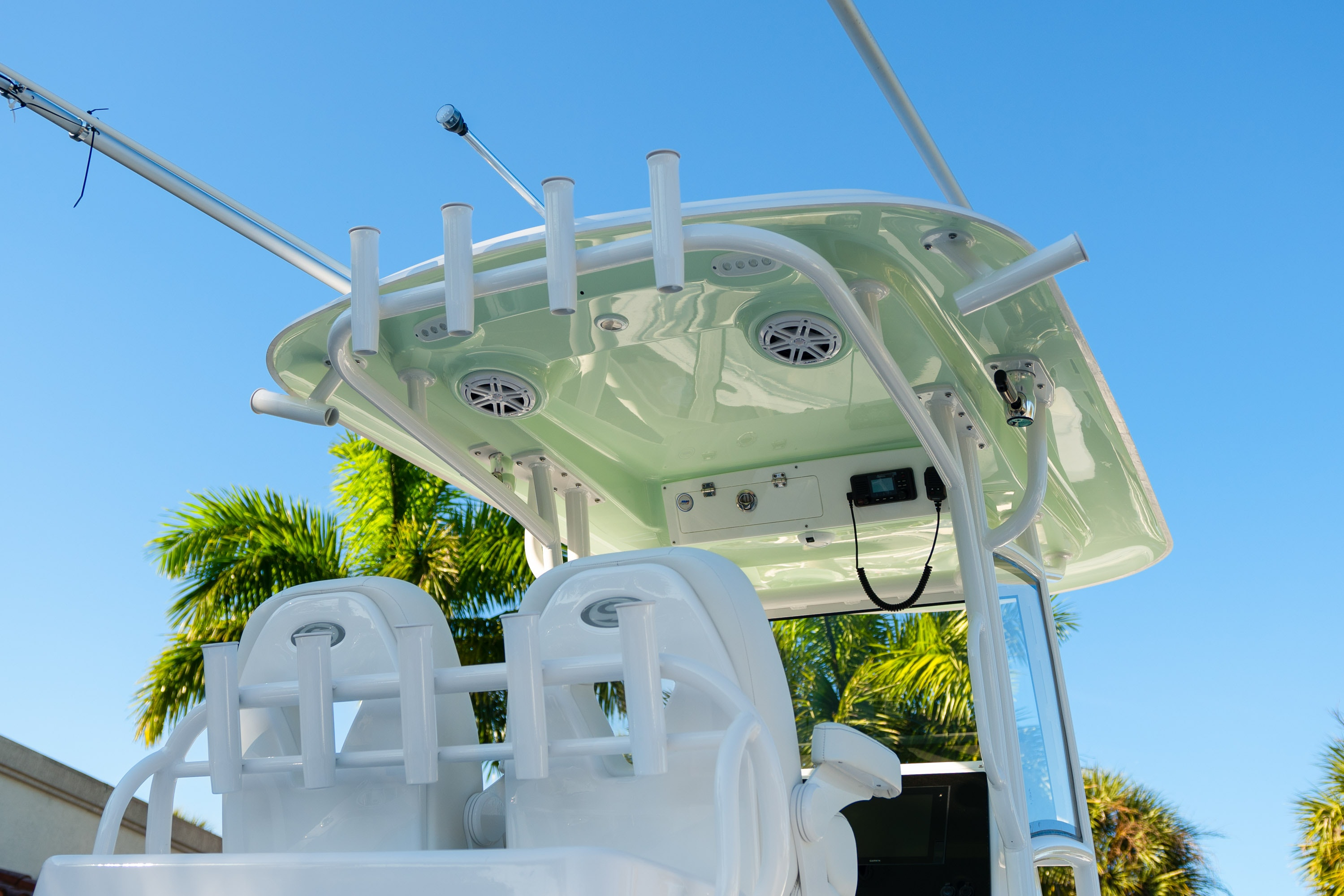 Thumbnail 8 for New 2020 Sportsman Open 282TE Center Console boat for sale in West Palm Beach, FL