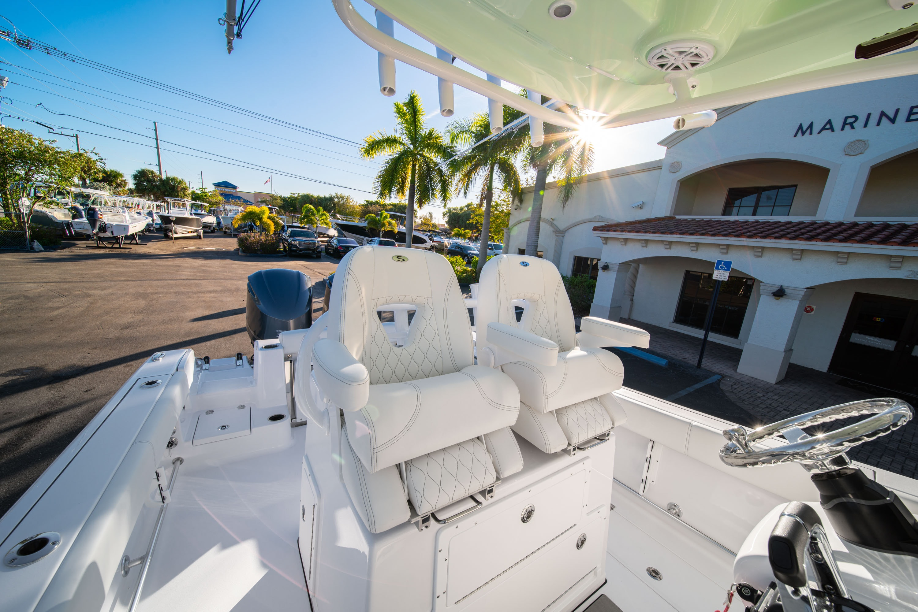 Thumbnail 36 for New 2020 Sportsman Open 282TE Center Console boat for sale in West Palm Beach, FL