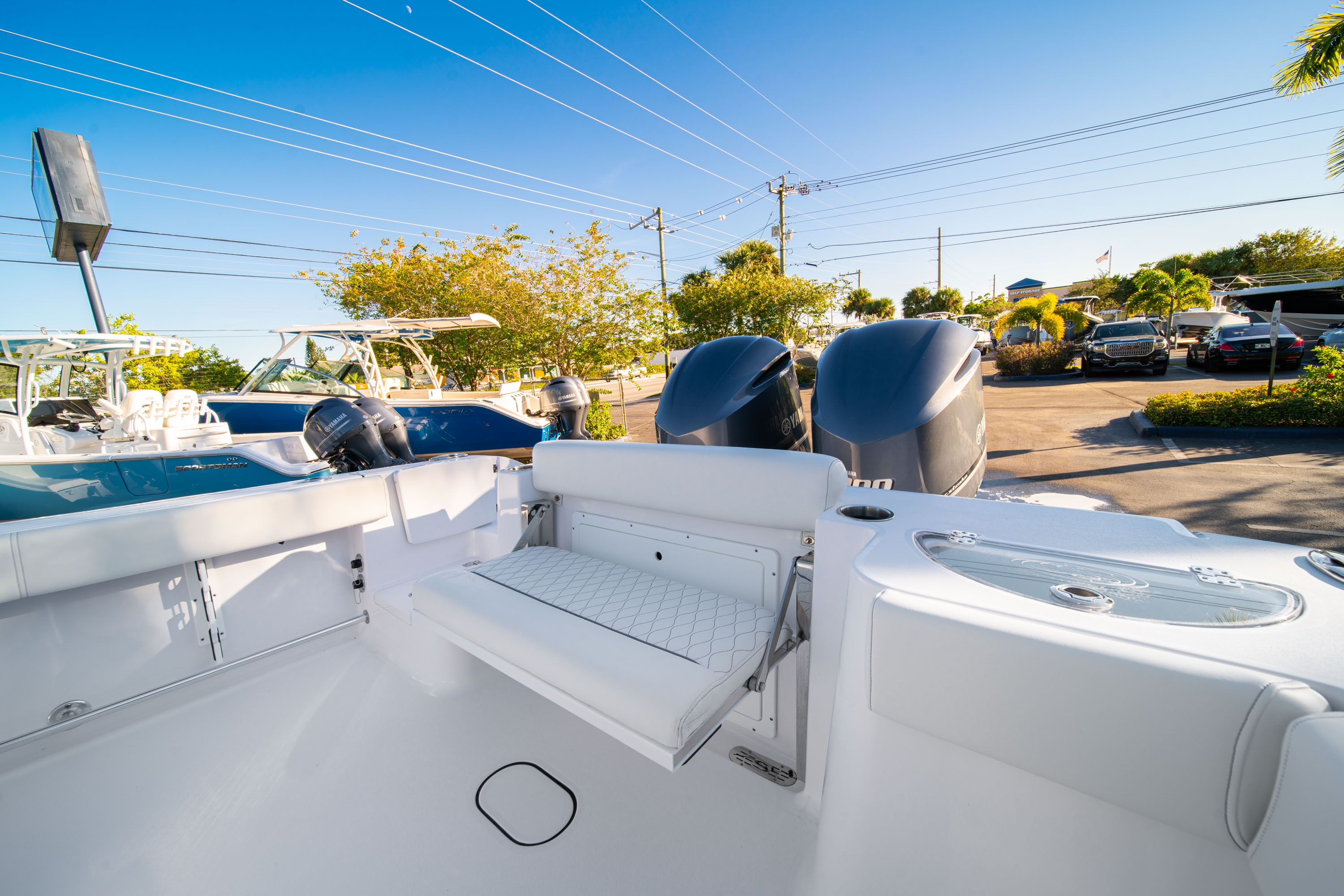 Thumbnail 14 for New 2020 Sportsman Open 282TE Center Console boat for sale in West Palm Beach, FL
