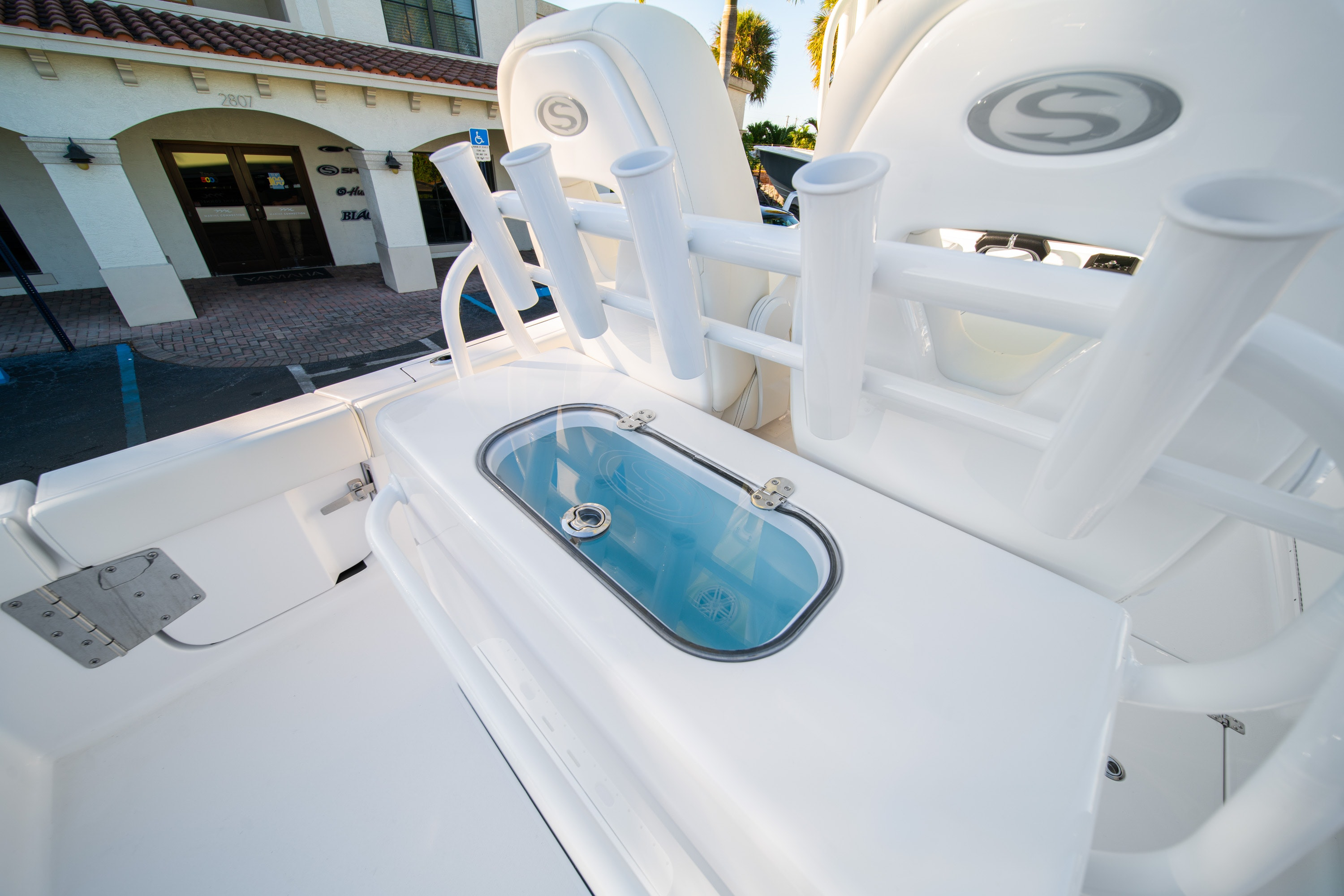 Thumbnail 26 for New 2020 Sportsman Open 282TE Center Console boat for sale in West Palm Beach, FL