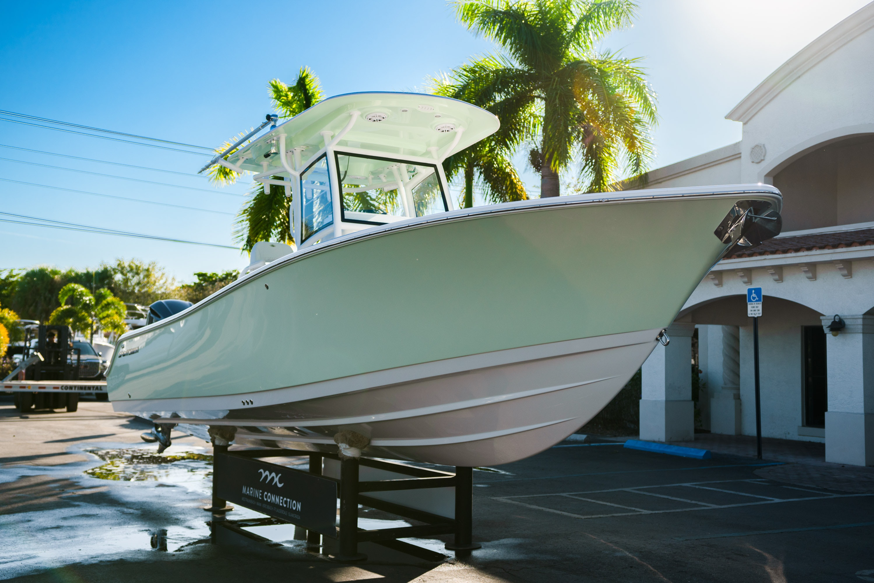 Thumbnail 1 for New 2020 Sportsman Open 282TE Center Console boat for sale in West Palm Beach, FL