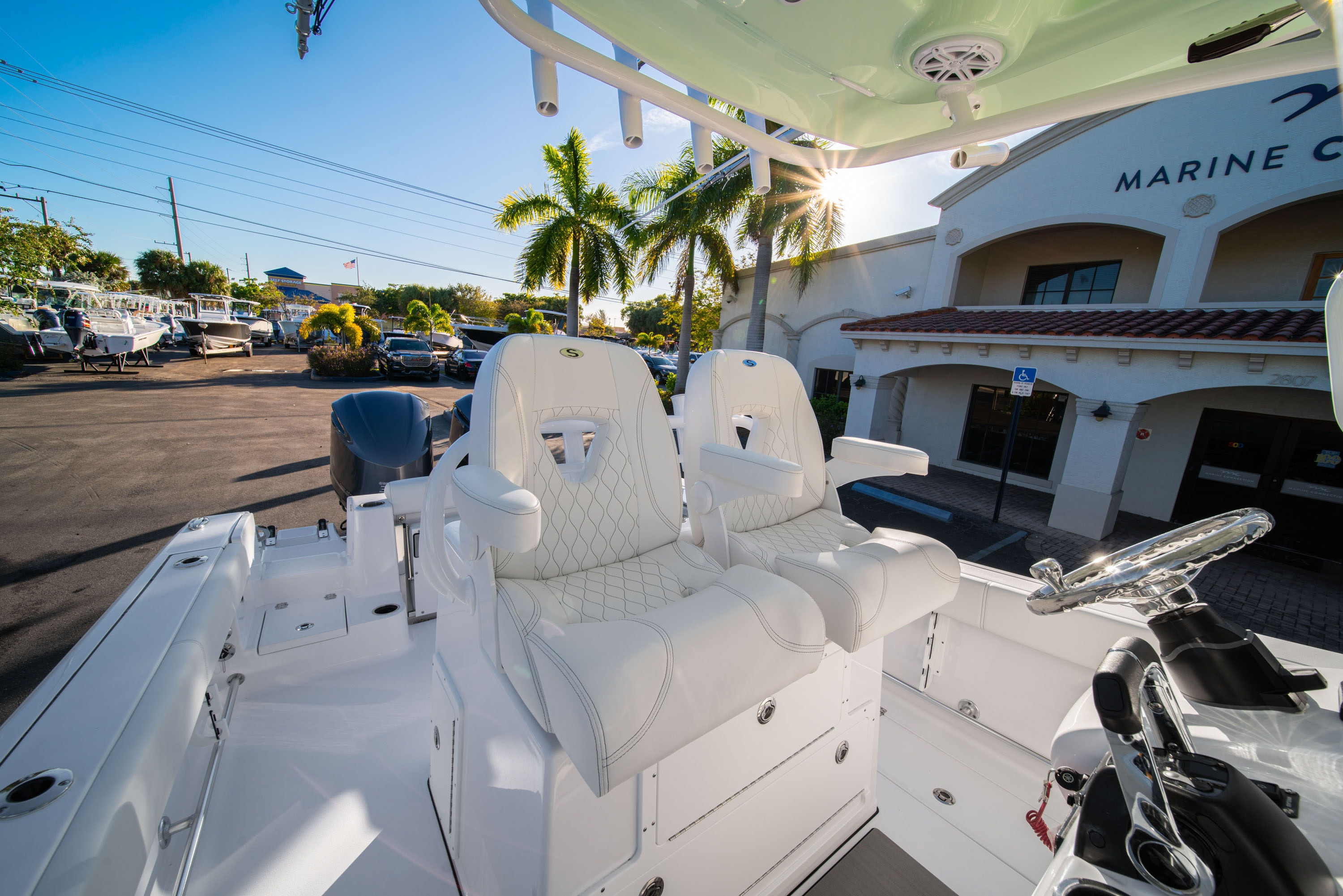 Thumbnail 37 for New 2020 Sportsman Open 282TE Center Console boat for sale in West Palm Beach, FL