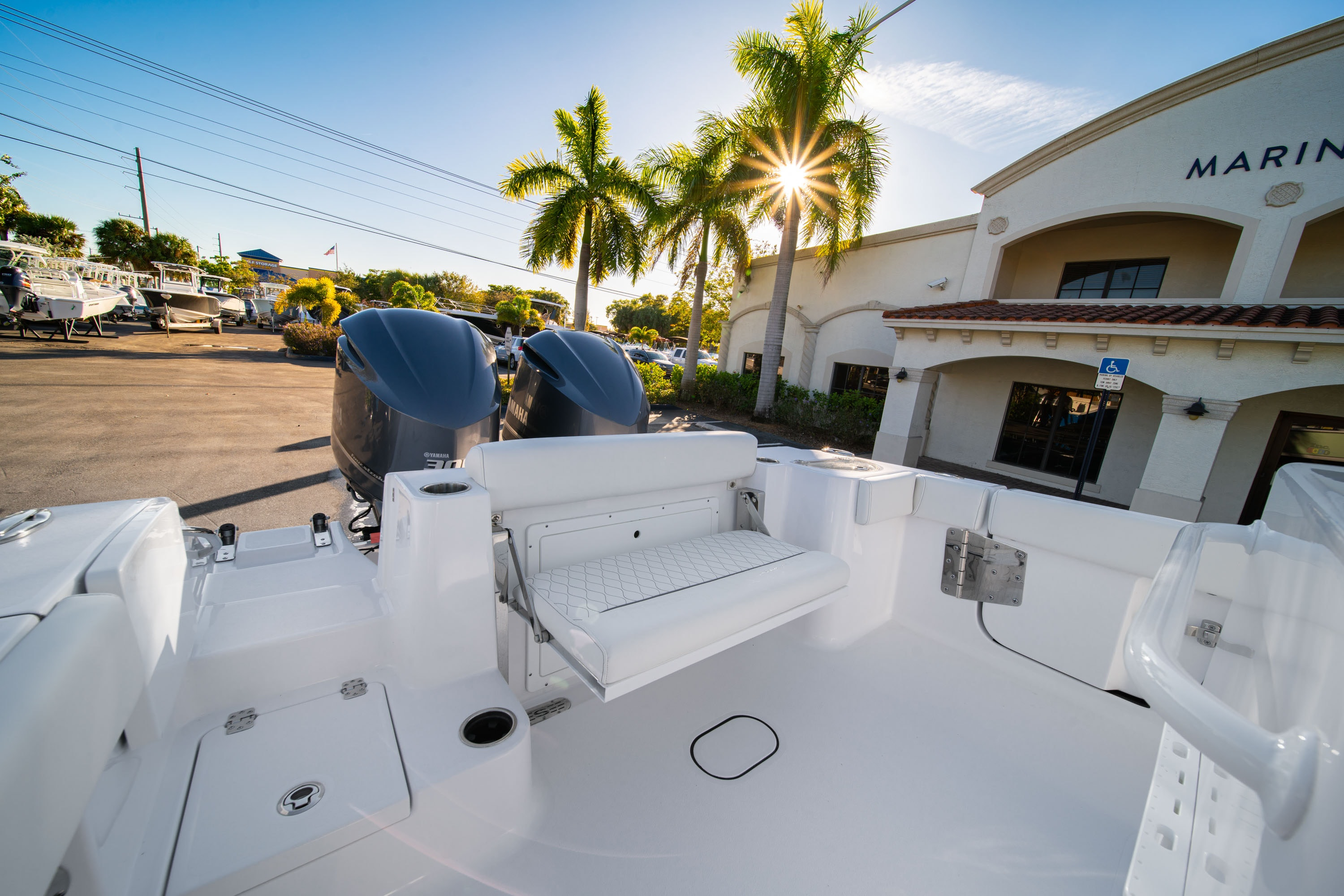 Thumbnail 10 for New 2020 Sportsman Open 282TE Center Console boat for sale in West Palm Beach, FL
