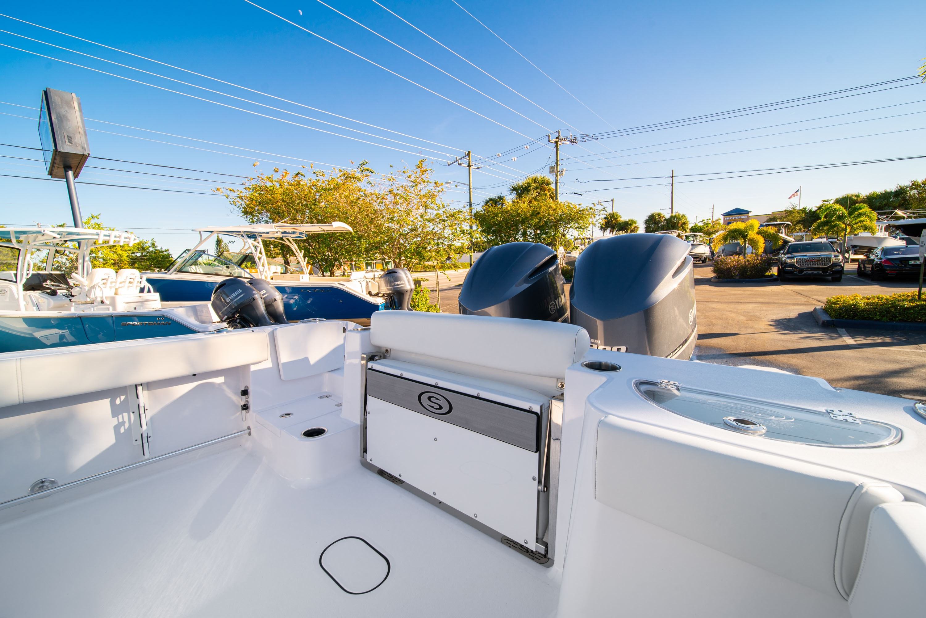 Thumbnail 13 for New 2020 Sportsman Open 282TE Center Console boat for sale in West Palm Beach, FL