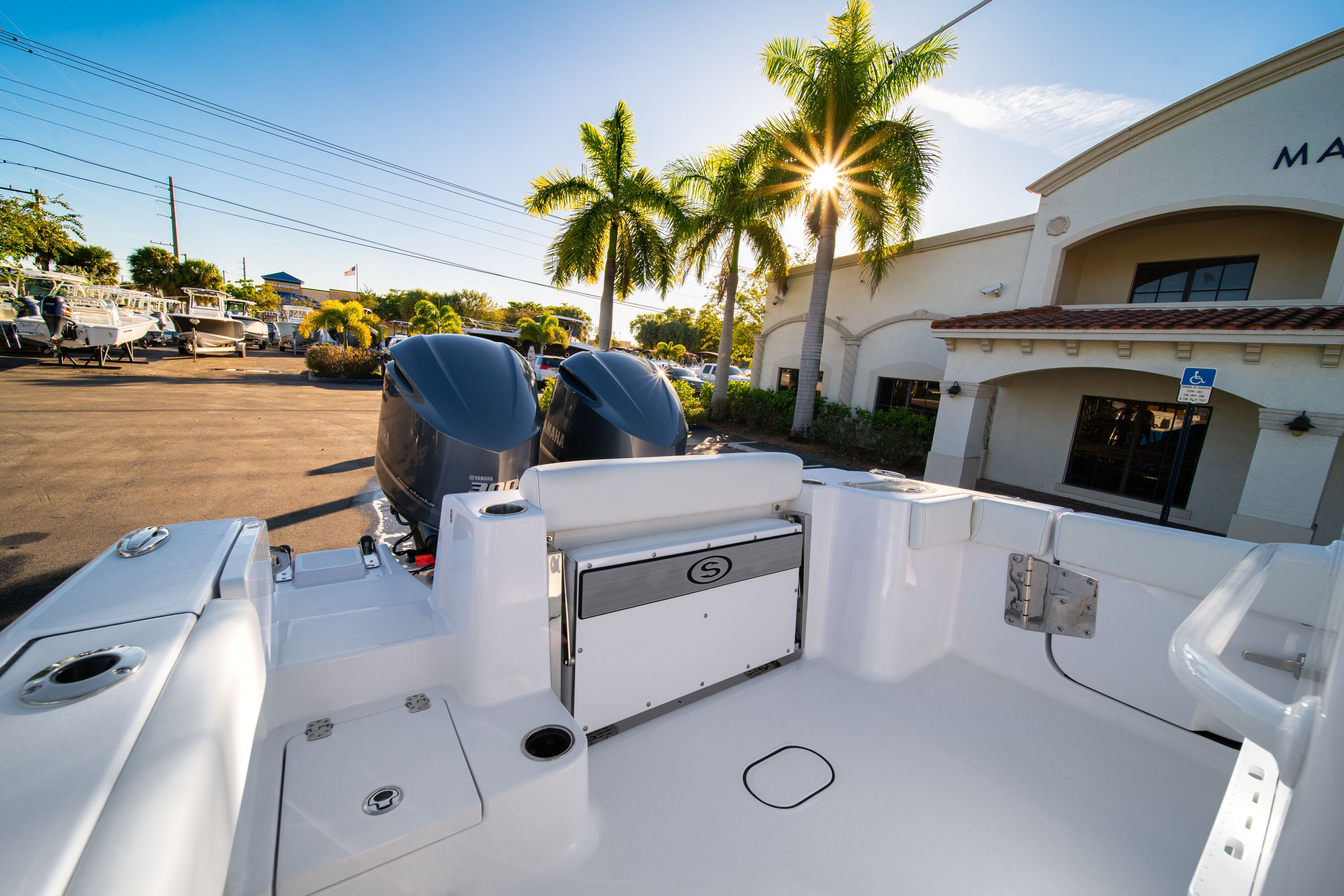Thumbnail 9 for New 2020 Sportsman Open 282TE Center Console boat for sale in West Palm Beach, FL