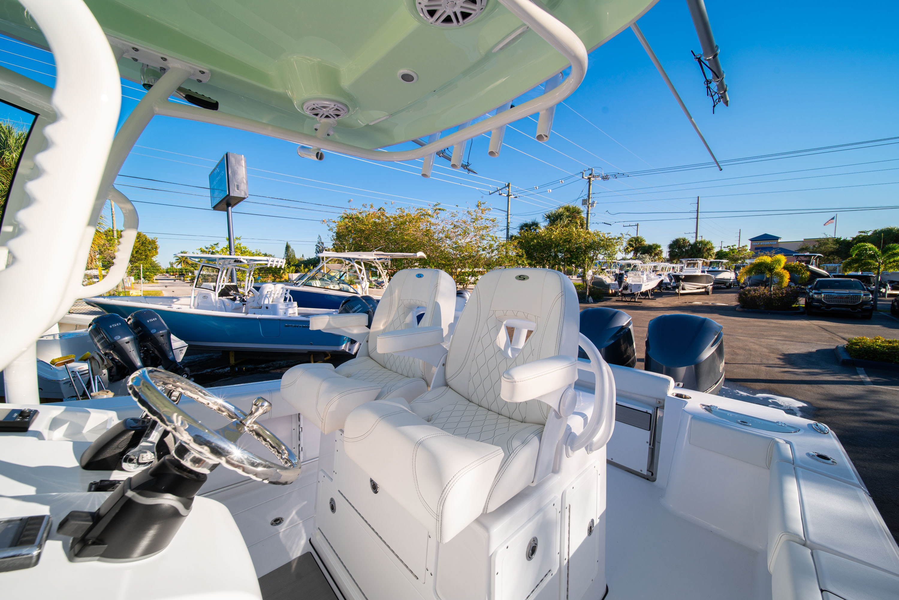 Thumbnail 39 for New 2020 Sportsman Open 282TE Center Console boat for sale in West Palm Beach, FL