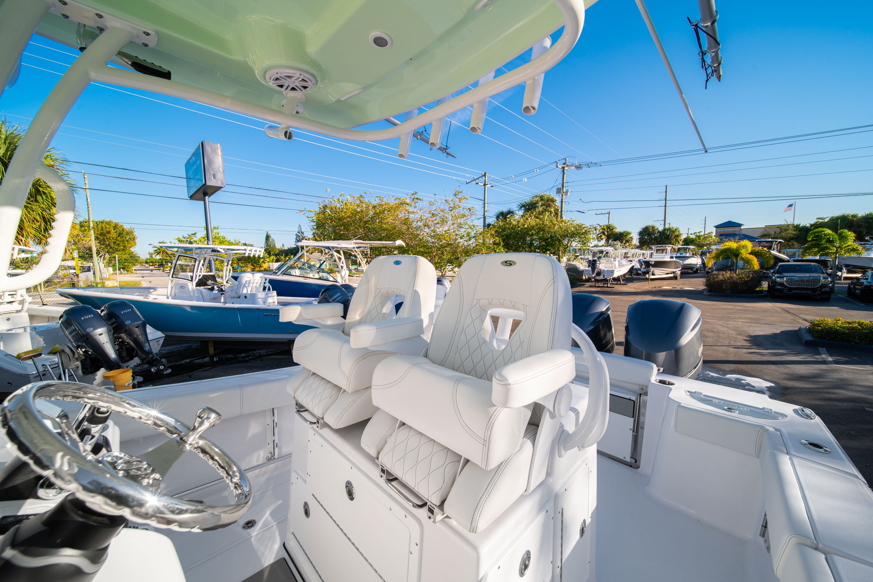 Thumbnail 38 for New 2020 Sportsman Open 282TE Center Console boat for sale in West Palm Beach, FL