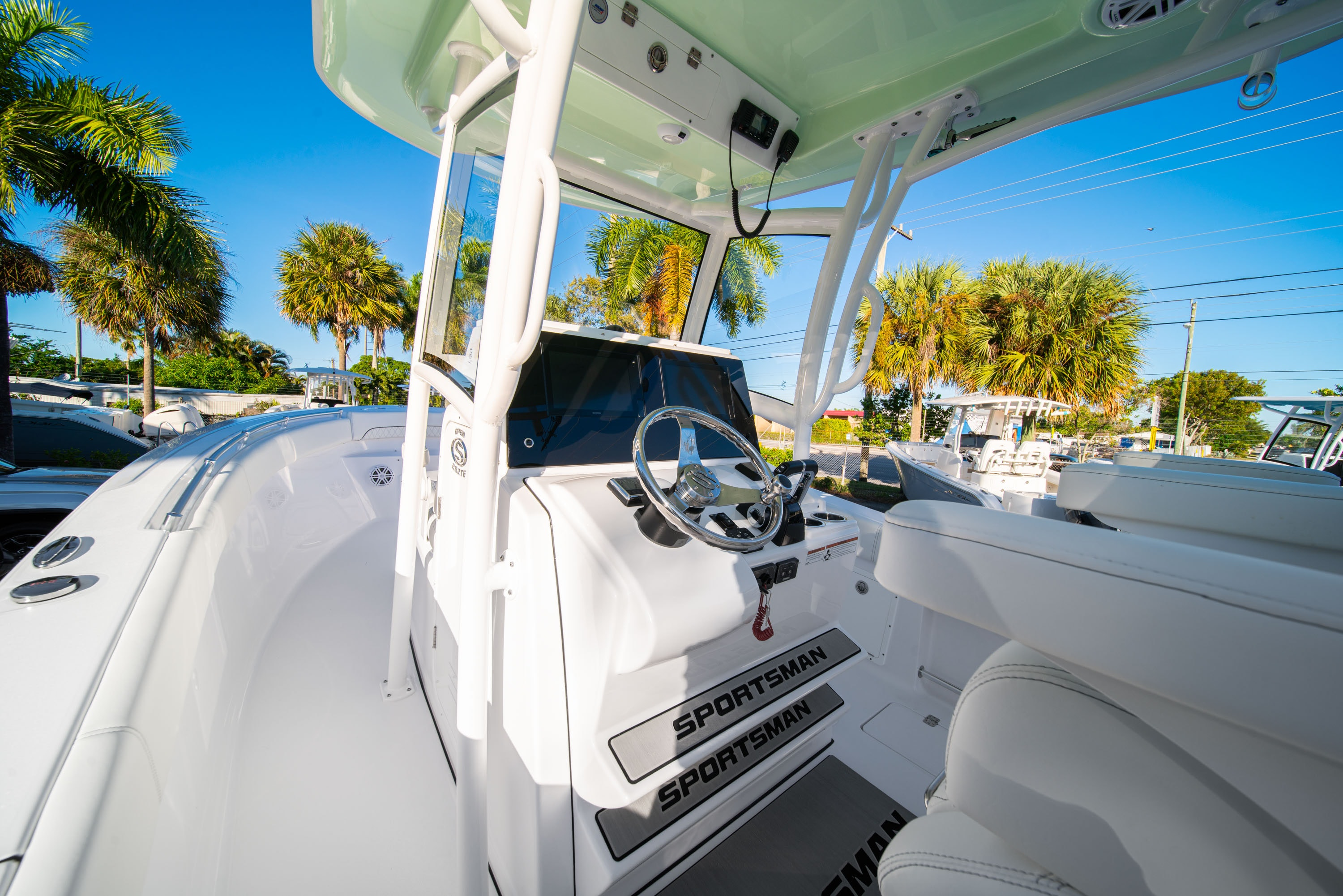 Thumbnail 34 for New 2020 Sportsman Open 282TE Center Console boat for sale in West Palm Beach, FL