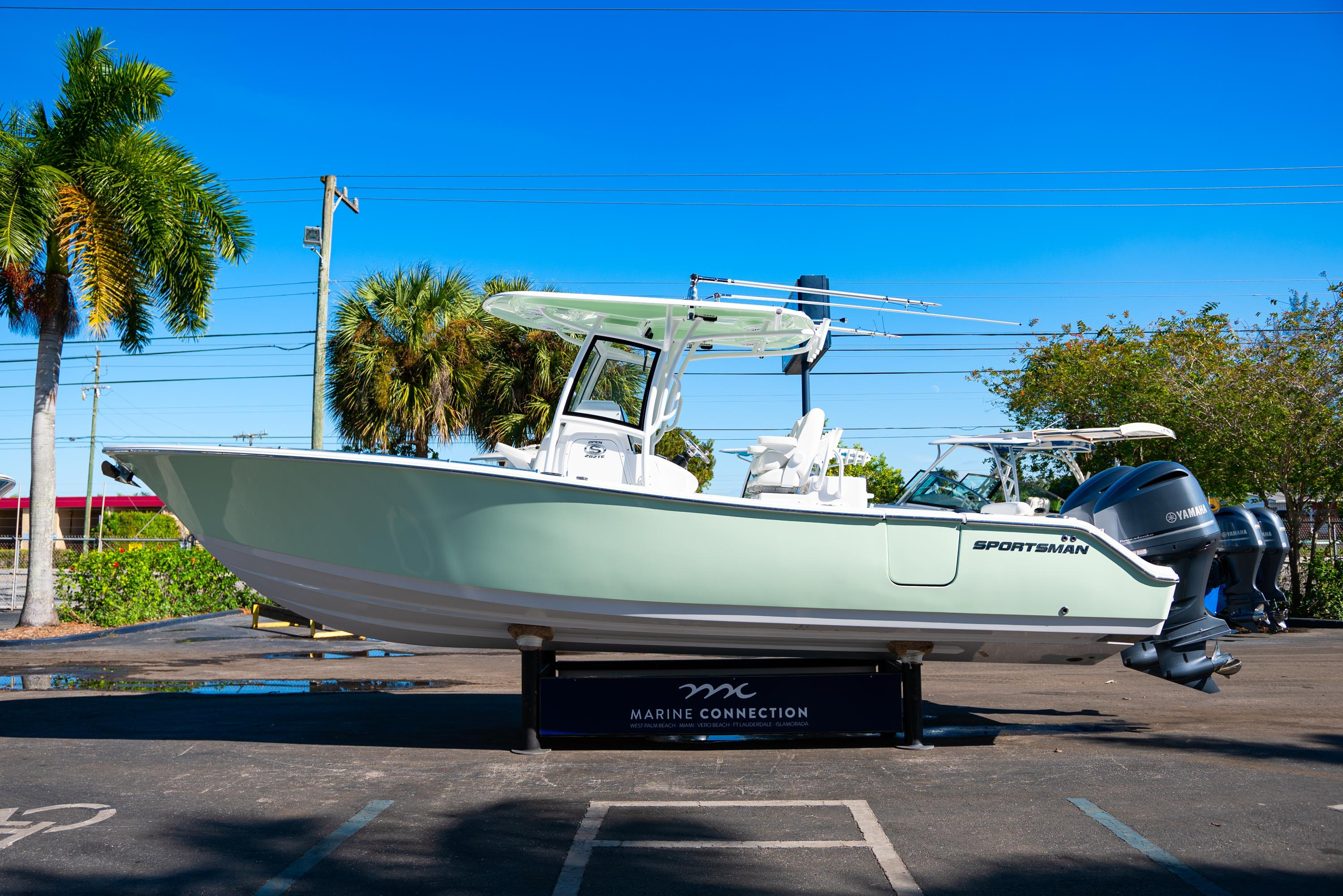 Thumbnail 4 for New 2020 Sportsman Open 282TE Center Console boat for sale in West Palm Beach, FL