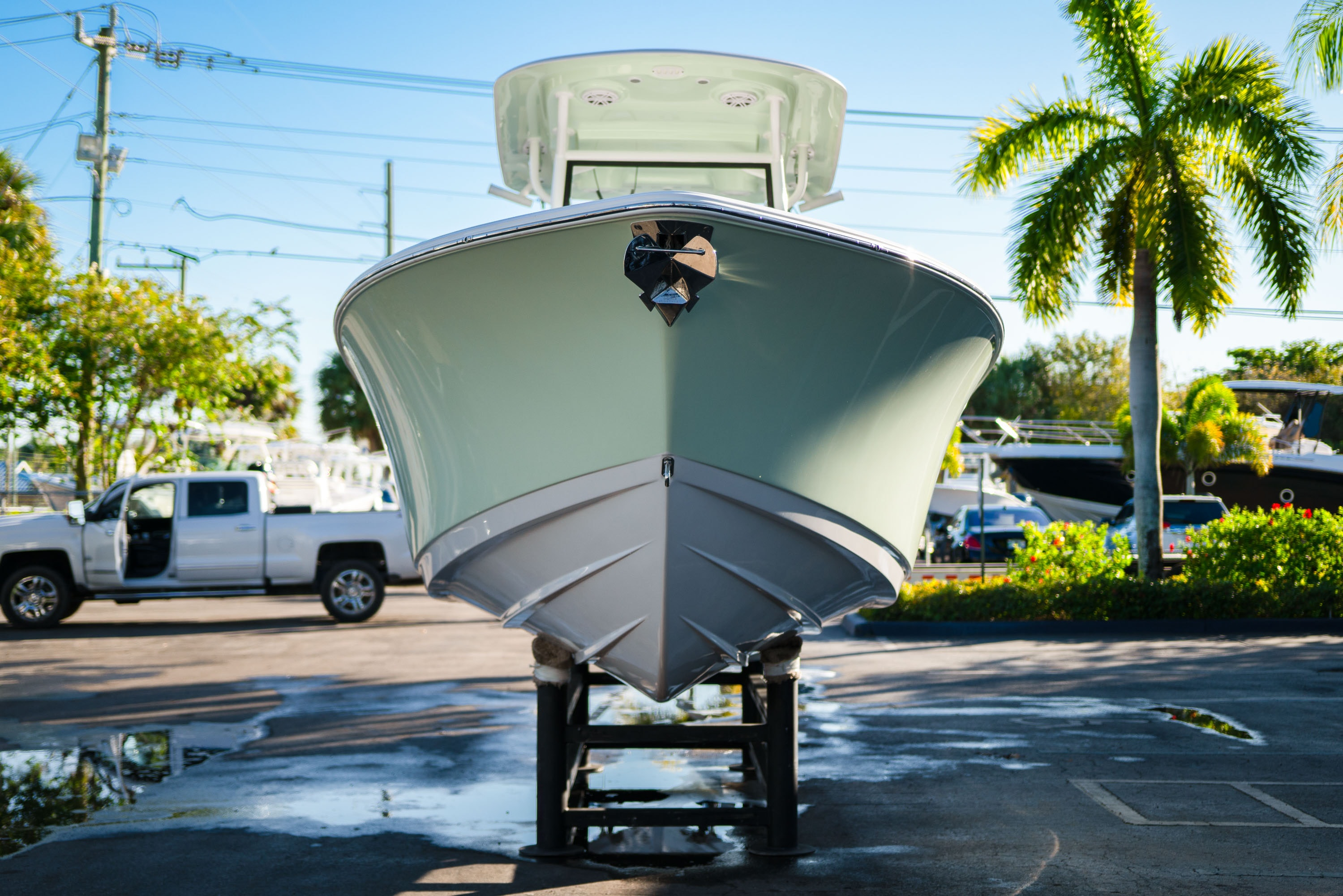 Thumbnail 2 for New 2020 Sportsman Open 282TE Center Console boat for sale in West Palm Beach, FL