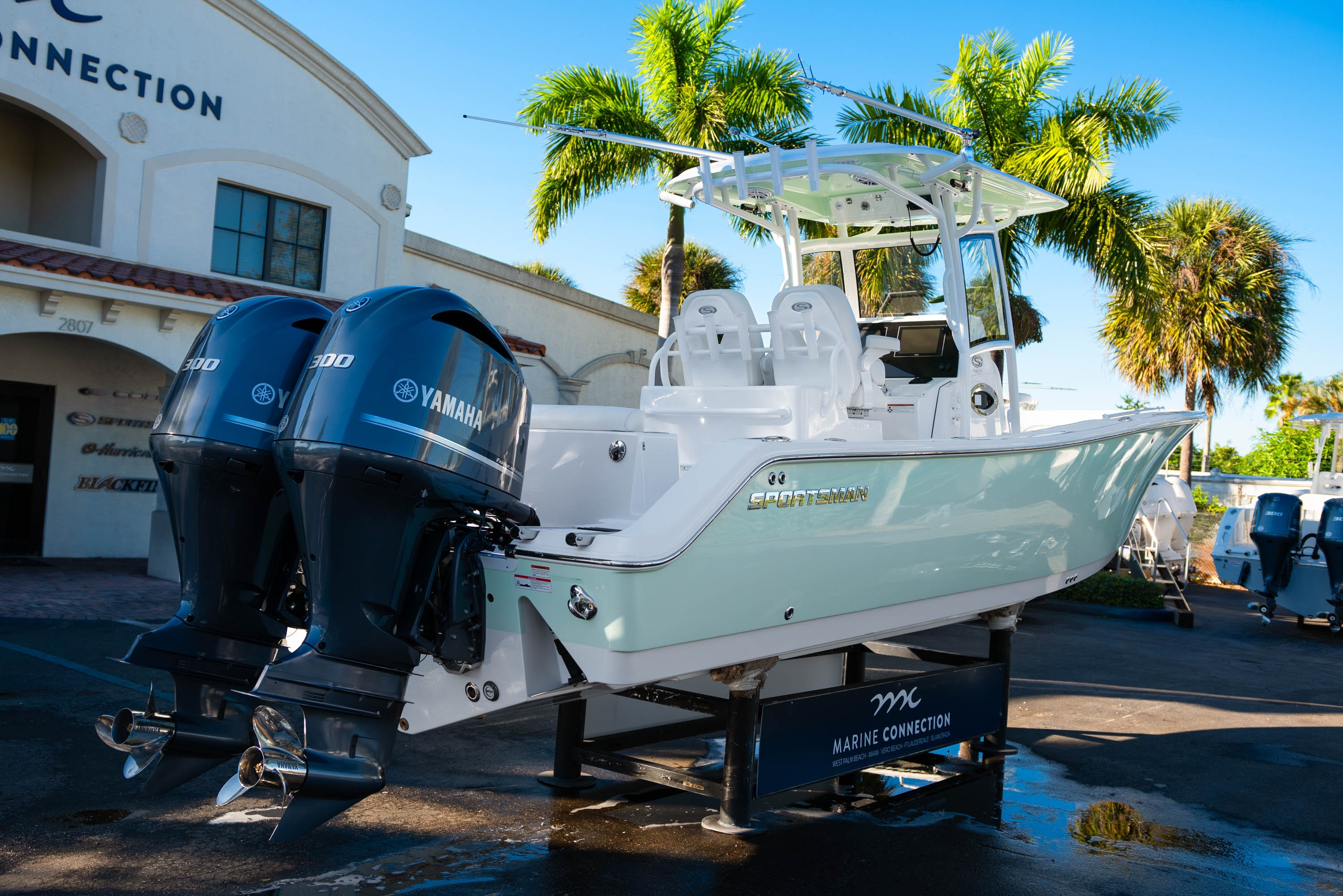 Thumbnail 7 for New 2020 Sportsman Open 282TE Center Console boat for sale in West Palm Beach, FL