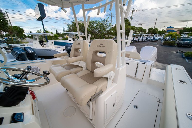 Thumbnail 30 for New 2019 Cobia 301 CC Center Console boat for sale in West Palm Beach, FL