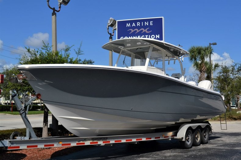 Thumbnail 1 for New 2020 Cobia 350 CC boat for sale in Vero Beach, FL