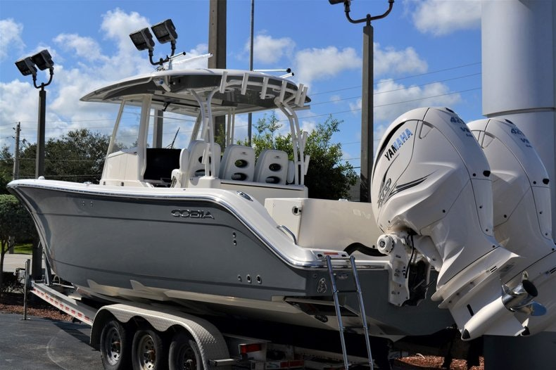 Thumbnail 3 for New 2020 Cobia 350 CC boat for sale in Vero Beach, FL