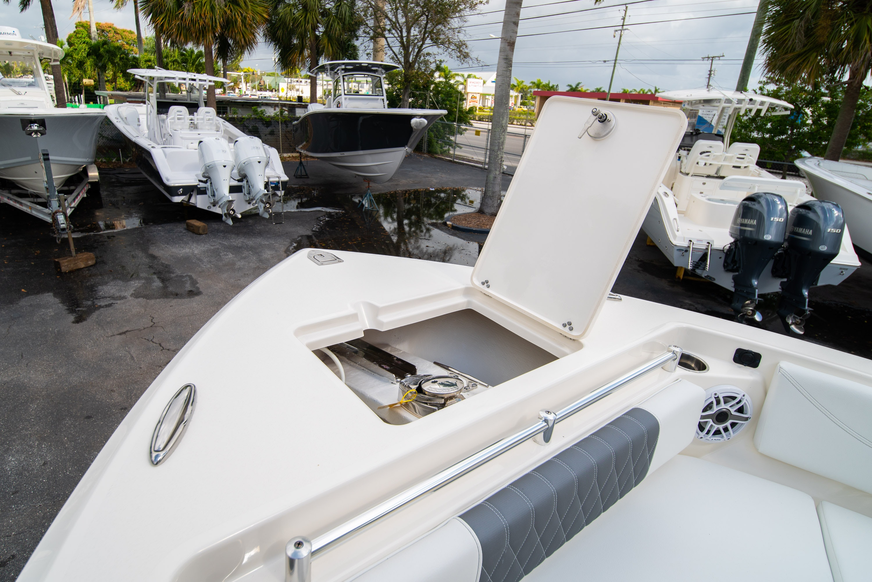 Thumbnail 44 for New 2020 Cobia 240 CC Center Console boat for sale in West Palm Beach, FL