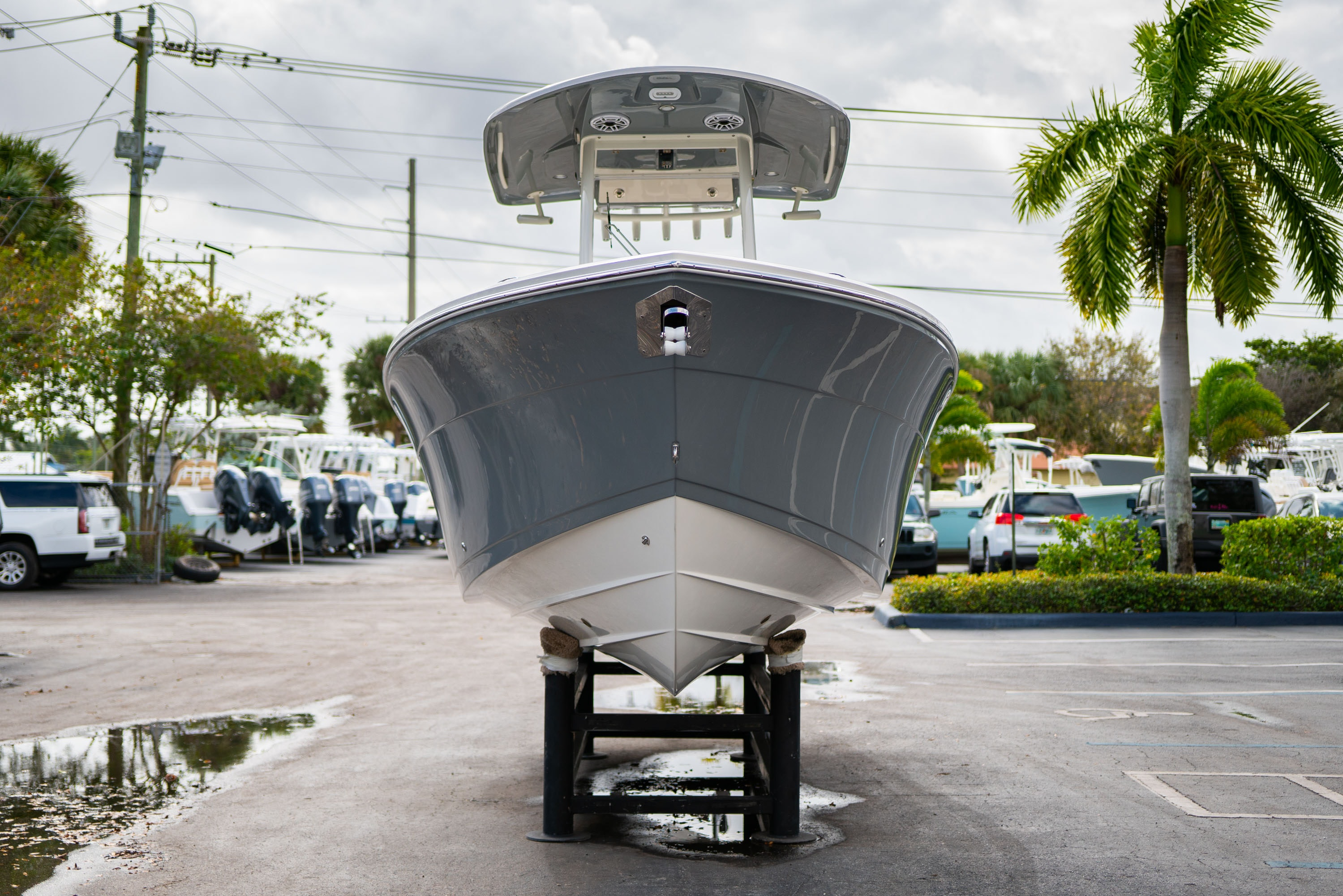 Thumbnail 2 for New 2020 Cobia 240 CC Center Console boat for sale in West Palm Beach, FL