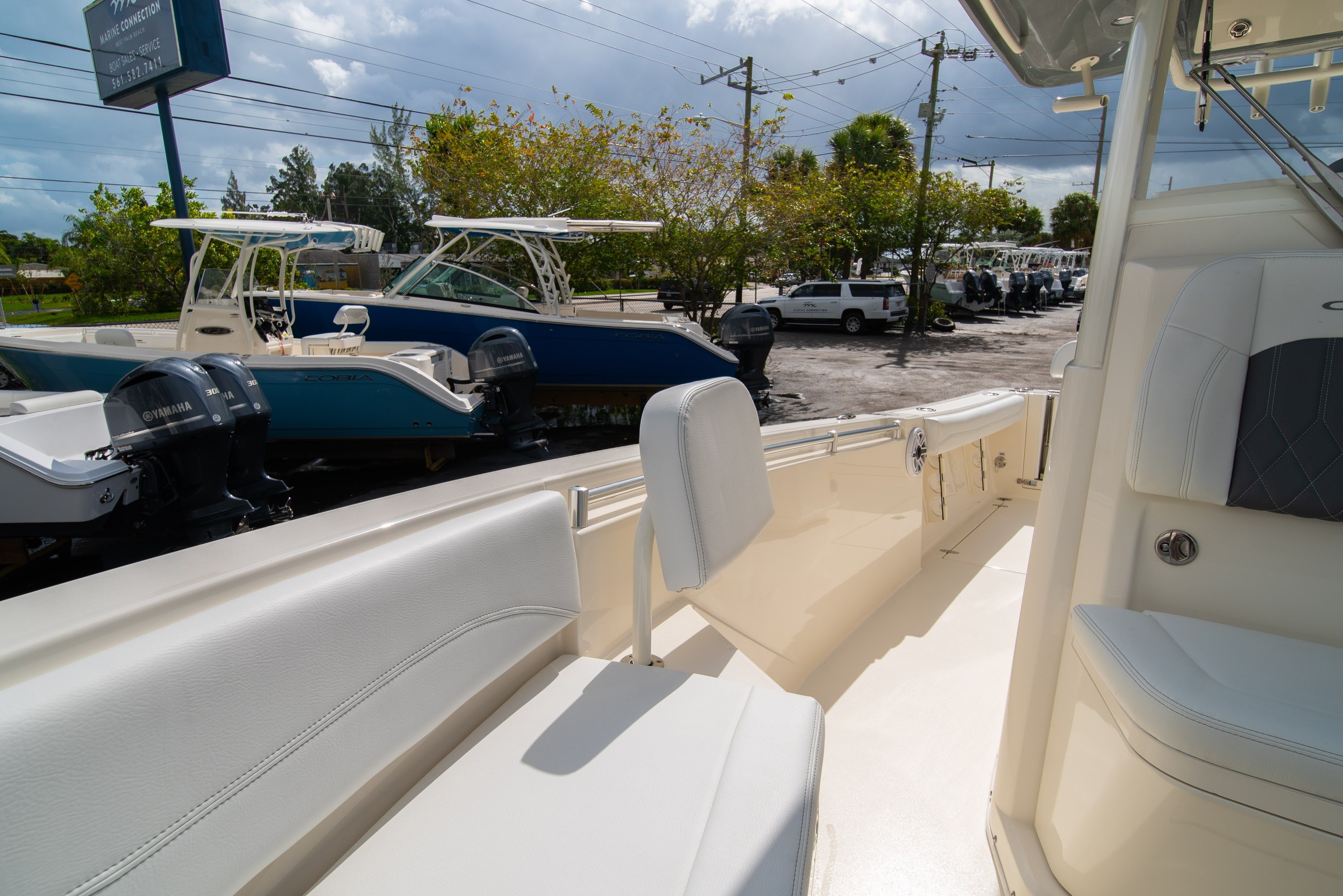 Thumbnail 45 for New 2020 Cobia 240 CC Center Console boat for sale in West Palm Beach, FL