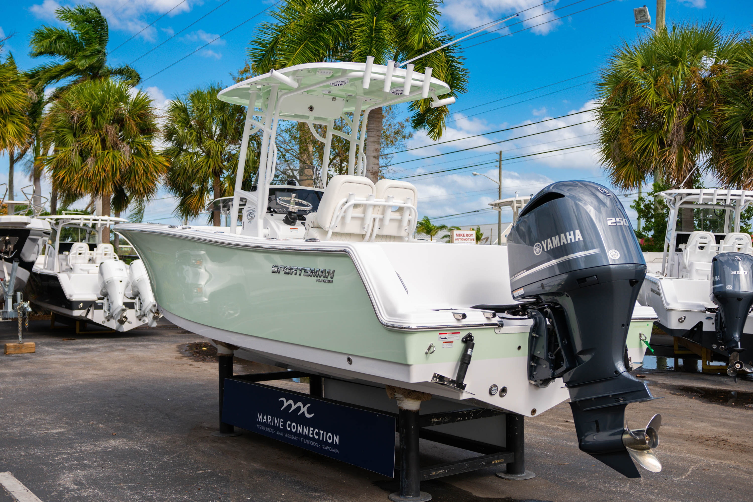 Thumbnail 5 for New 2020 Sportsman Heritage 231 Center Console boat for sale in West Palm Beach, FL