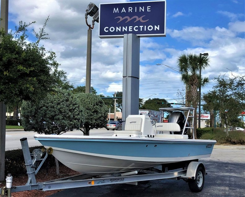 Thumbnail 1 for New 2020 Hewes Redfisher 18 boat for sale in Vero Beach, FL