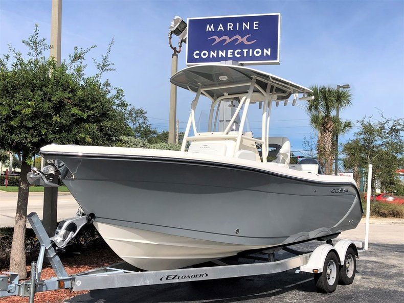 Thumbnail 1 for New 2020 Cobia 220 Center Console boat for sale in Vero Beach, FL