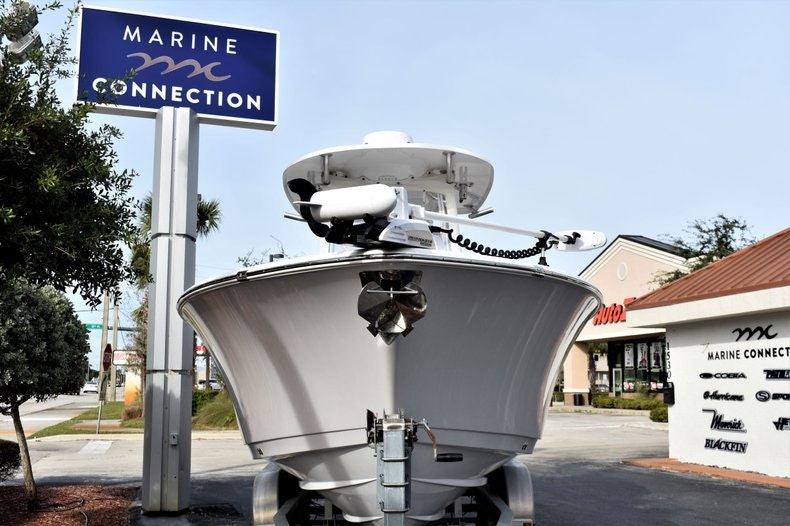 Thumbnail 2 for Used 2016 Sportsman Open 252 Center Console boat for sale in Vero Beach, FL