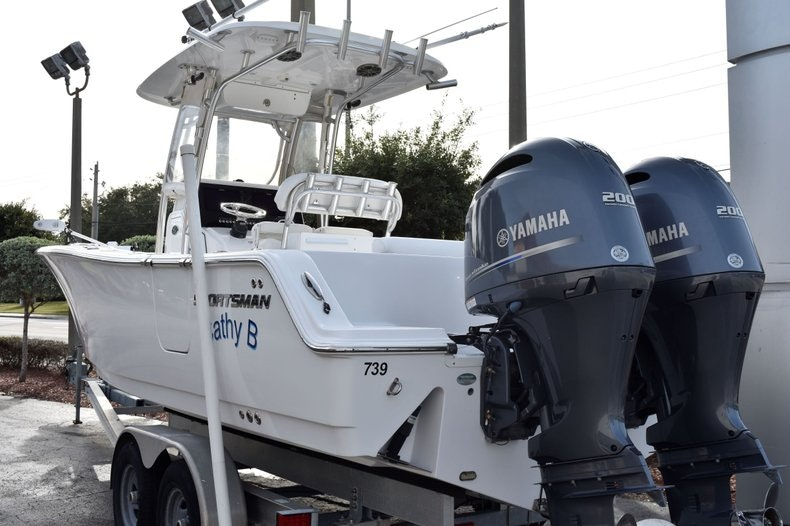 Thumbnail 3 for Used 2016 Sportsman Open 252 Center Console boat for sale in Vero Beach, FL