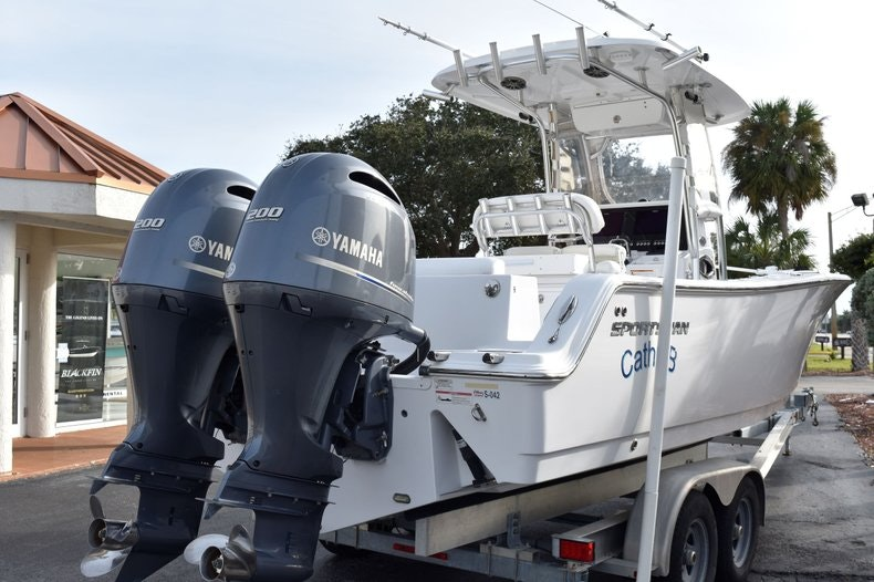 Thumbnail 5 for Used 2016 Sportsman Open 252 Center Console boat for sale in Vero Beach, FL