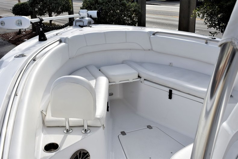 Thumbnail 14 for Used 2016 Sportsman Open 252 Center Console boat for sale in Vero Beach, FL