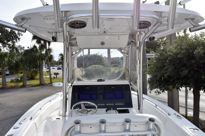 Thumbnail 10 for Used 2016 Sportsman Open 252 Center Console boat for sale in Vero Beach, FL