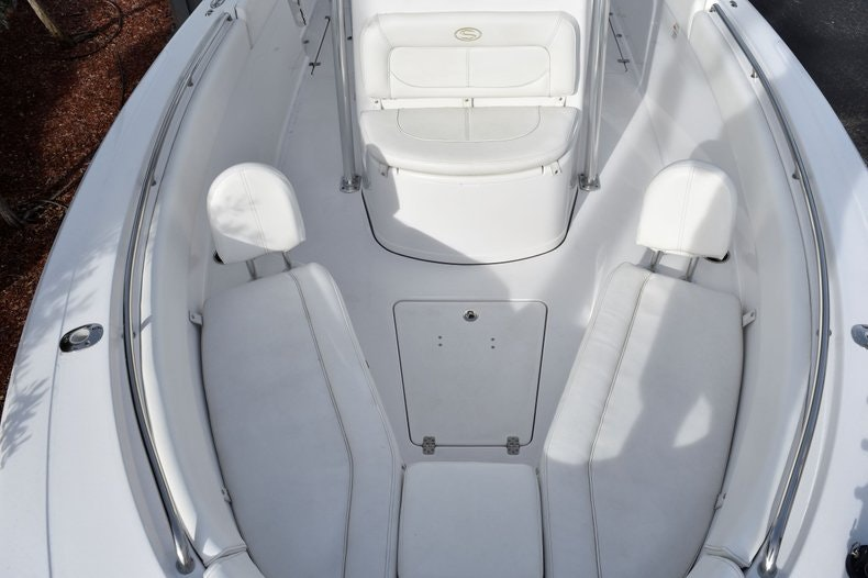 Thumbnail 15 for Used 2016 Sportsman Open 252 Center Console boat for sale in Vero Beach, FL