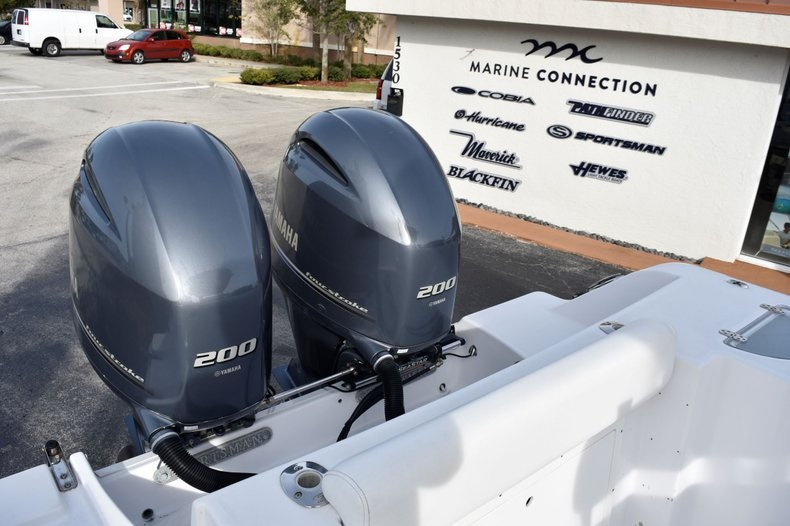 Thumbnail 23 for Used 2016 Sportsman Open 252 Center Console boat for sale in Vero Beach, FL