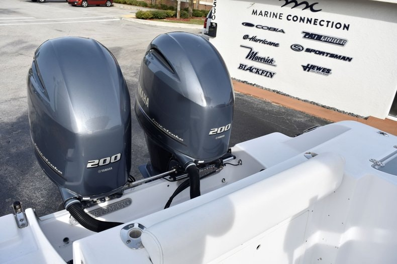 Thumbnail 24 for Used 2016 Sportsman Open 252 Center Console boat for sale in Vero Beach, FL