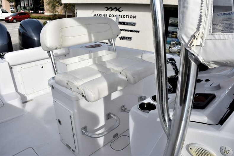 Thumbnail 22 for Used 2016 Sportsman Open 252 Center Console boat for sale in Vero Beach, FL