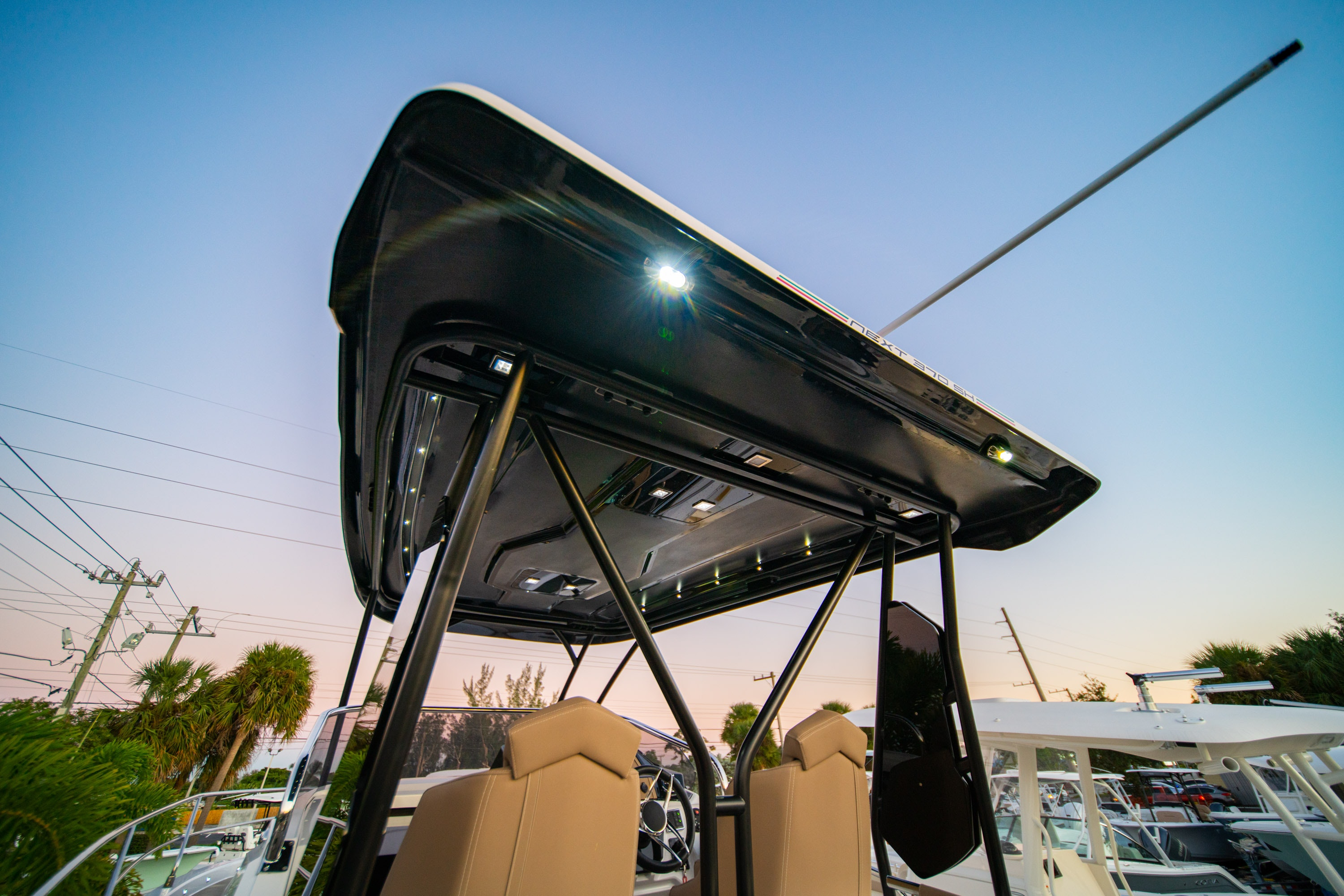 Thumbnail 6 for New 2019 Ranieri Next 370 SH boat for sale in West Palm Beach, FL