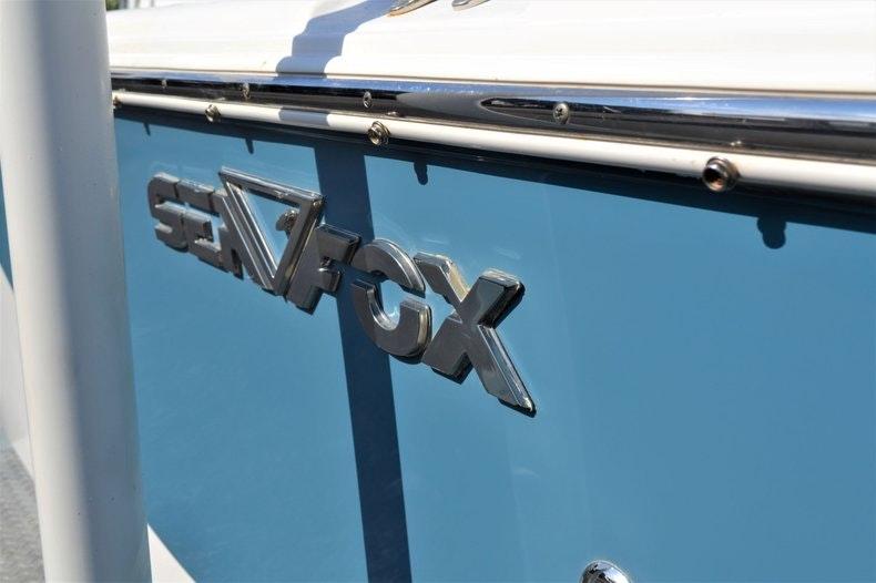 Thumbnail 6 for Used 2011 Sea Fox 206 Center Console boat for sale in Vero Beach, FL