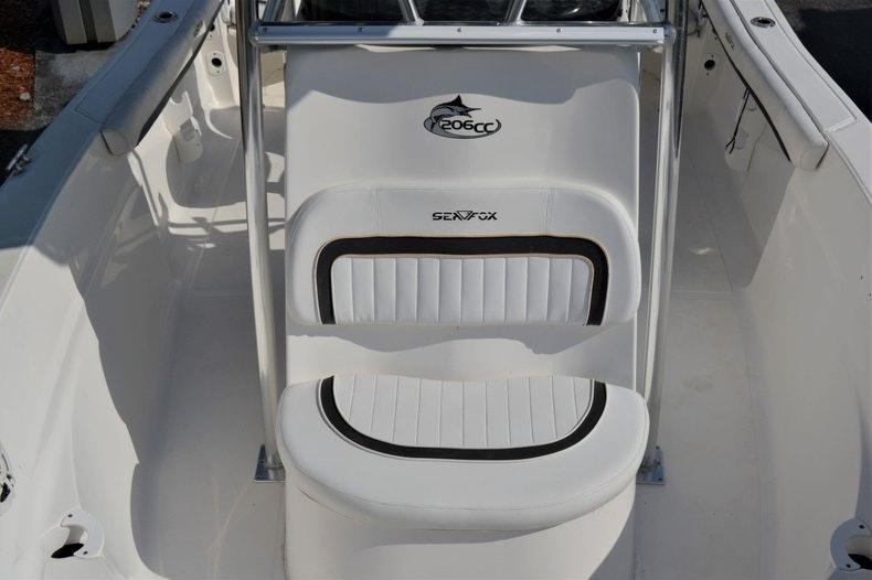 Thumbnail 10 for Used 2011 Sea Fox 206 Center Console boat for sale in Vero Beach, FL