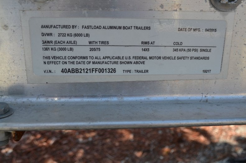 Thumbnail 21 for Used 2011 Sea Fox 206 Center Console boat for sale in Vero Beach, FL