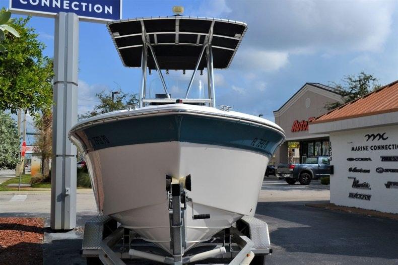 Thumbnail 2 for Used 2011 Sea Fox 206 Center Console boat for sale in Vero Beach, FL