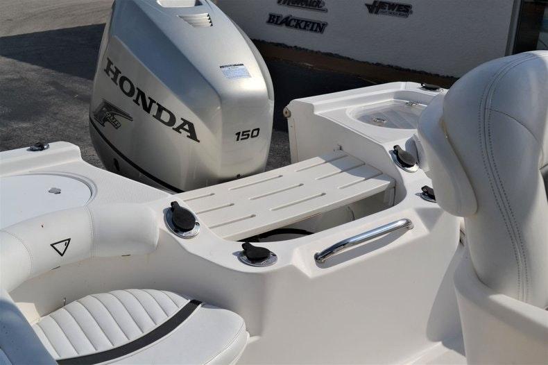 Thumbnail 16 for Used 2011 Sea Fox 206 Center Console boat for sale in Vero Beach, FL