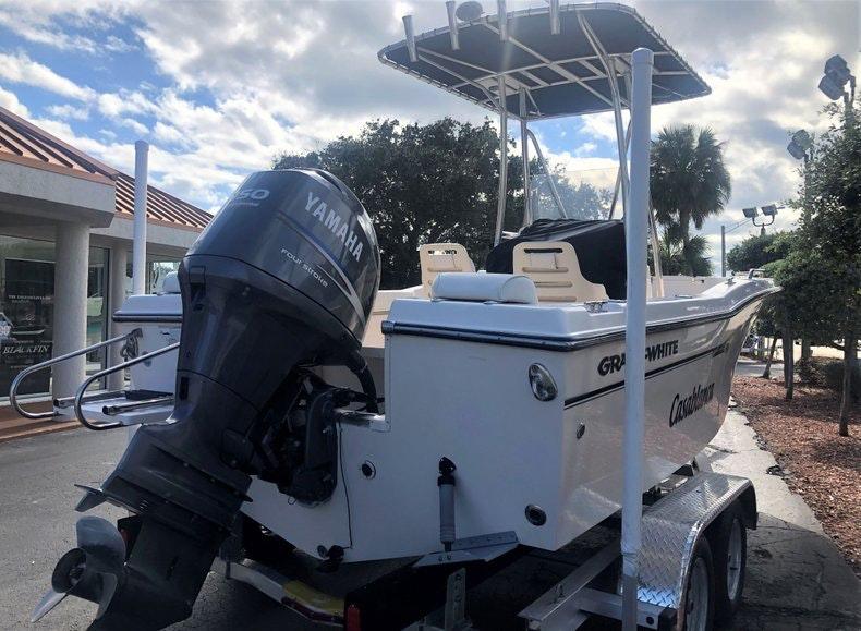 Thumbnail 5 for Used 2010 Grady-White 209 Escape boat for sale in Vero Beach, FL