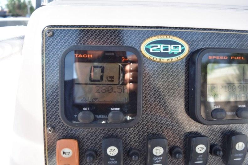 Thumbnail 16 for Used 2010 Grady-White 209 Escape boat for sale in Vero Beach, FL