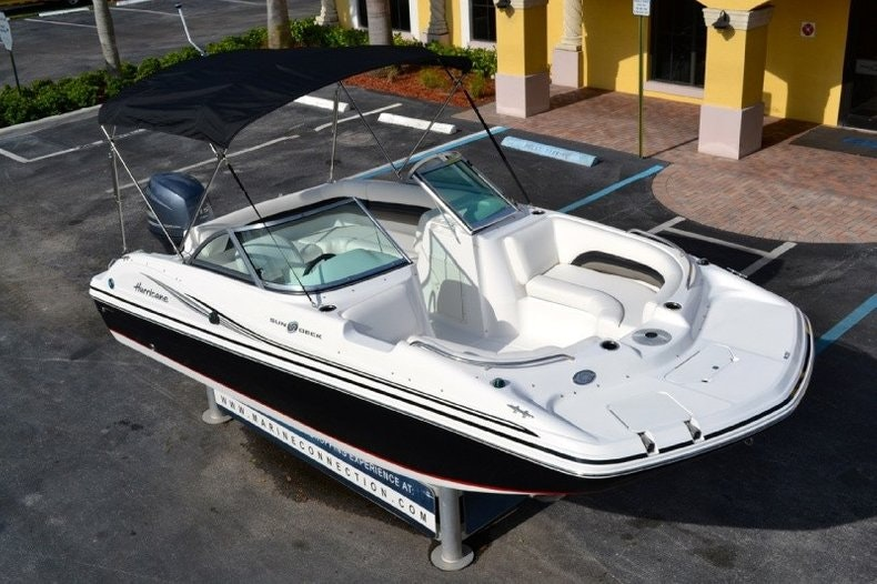 Image 60 for 2013 Hurricane SunDeck SD 187 OB in West Palm Beach, FL