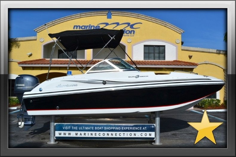Image 69 for 2013 Hurricane SunDeck SD 187 OB in West Palm Beach, FL