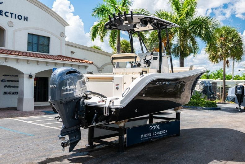 Thumbnail 7 for Used 2017 Cobia 220 Center Console boat for sale in West Palm Beach, FL