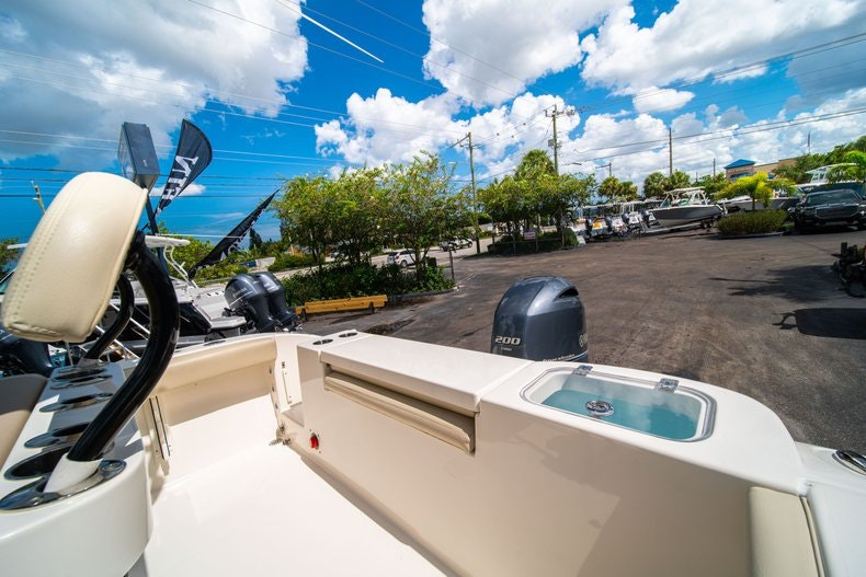 Thumbnail 12 for Used 2017 Cobia 220 Center Console boat for sale in West Palm Beach, FL